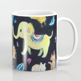 Colorful animals Coffee Mug