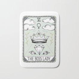 The Boss Lady Bath Mat