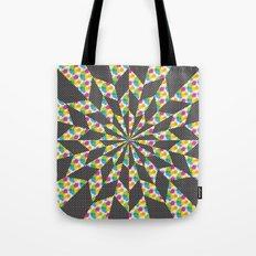 Kaleidoscope - Optical work 4 Tote Bag