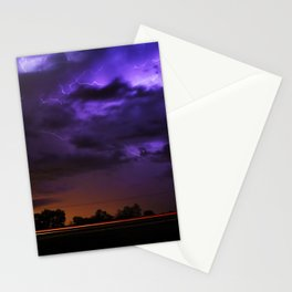 AWKWARD PAUSE Stationery Cards