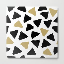 Geometric Pattern 8 Metal Print