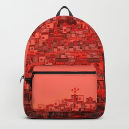 Living The Living Coral Backpack