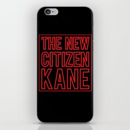 The New Citizen Kane iPhone Skin