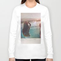 explore Long Sleeve T-shirts featuring Explore by Trickyricky901