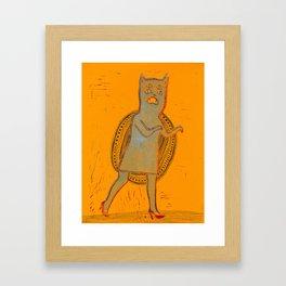 Sexy Legs Framed Art Print