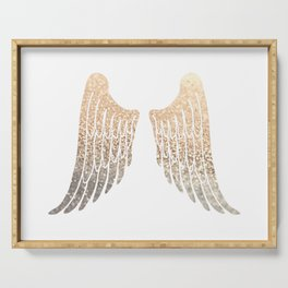 GOLD WINGS Serving Tray