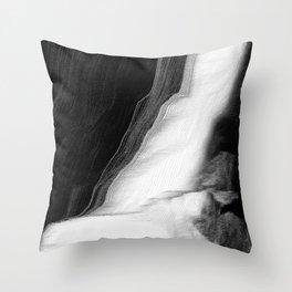 Feelings Throw Pillow