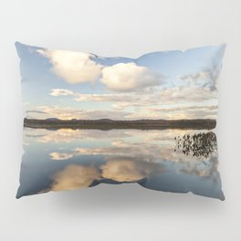 reflections on South Bay Pillow Sham
