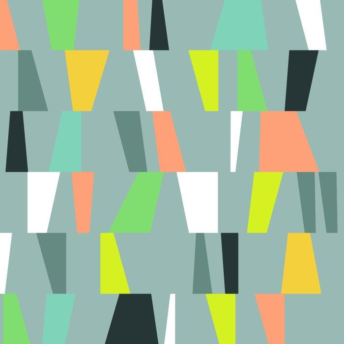 Modern Geometric 41 Duvet Cover