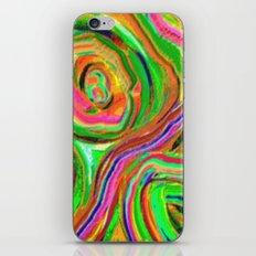Neon Psychedelic iPhone & iPod Skin