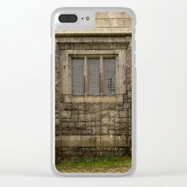 The Dairy Cobblestone Building at St. Michael's Mount Clear iPhone Case