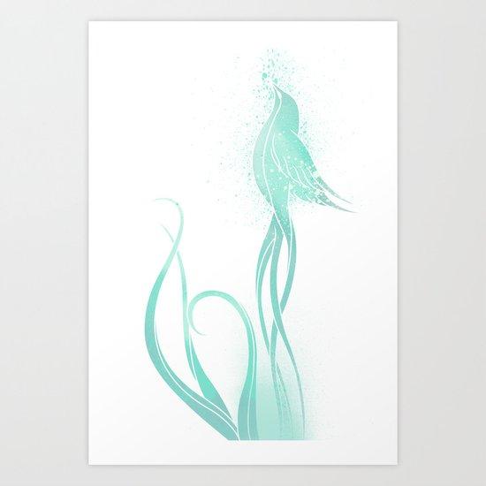 Marisma Art Print
