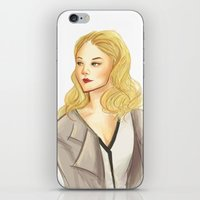 moriarty iPhone & iPod Skins featuring elementary: moriarty by roanne Q