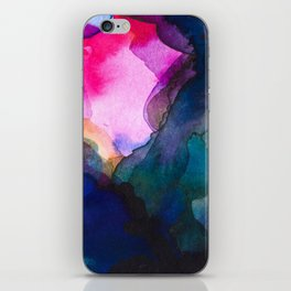 Color layers 4 iPhone Skin