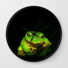 Kermit D. Frog Wall Clock