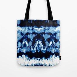 Tie-Dye Shibori Neue Tote Bag