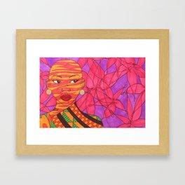 Chevie Framed Art Print