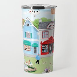 Dog Lovers Lane Travel Mug