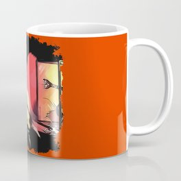 Snake Eyes Coffee Mug