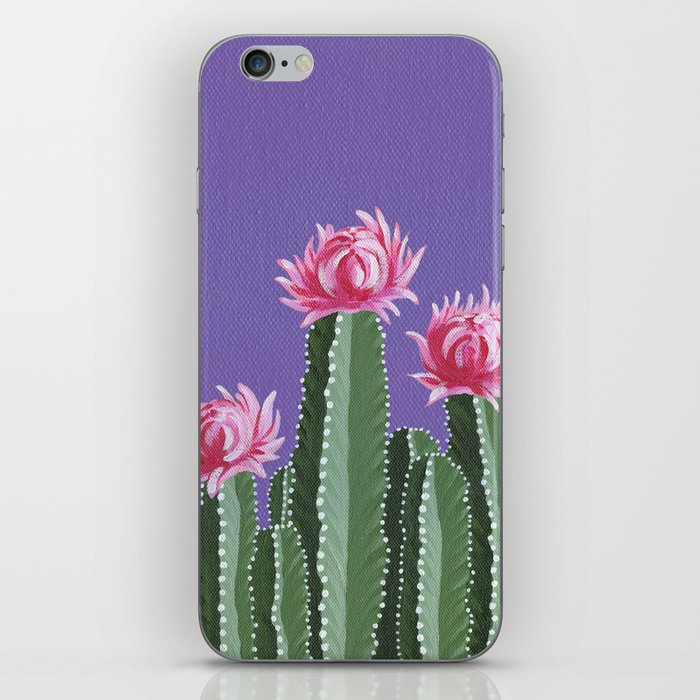 Violet With Envy iPhone Skin