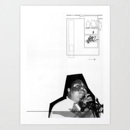 AutoCUNT 009 Art Print