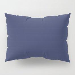 Navy Pillow Sham