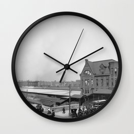 Chicago and North Western Railway Station, Chicago, Illinois Wall Clock