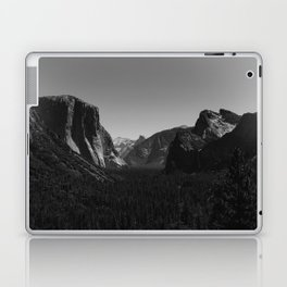 Tunnel View, Yosemite National Park IV Laptop & iPad Skin