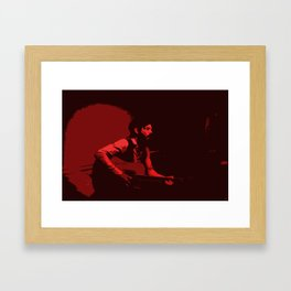 The Greatest Sum Framed Art Print