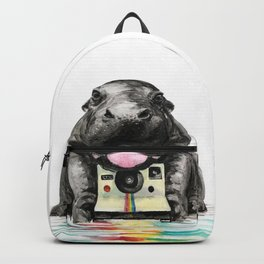 Baby Hippo Backpack