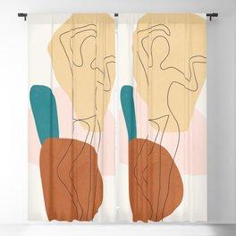 Summer Dance II Blackout Curtain