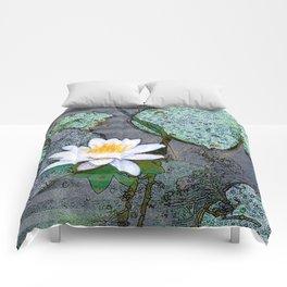 Waterlily Comforters
