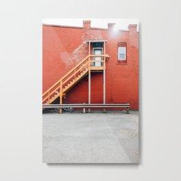 London III, Ohio 2016 Metal Print