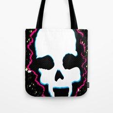 Ghost Demon Tote Bag