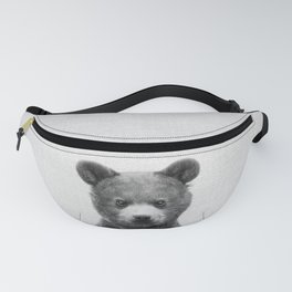 Baby Bear - Black & White Fanny Pack