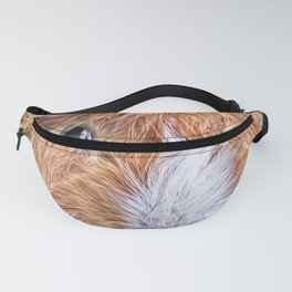 Painted Guinea Pig 5 Fanny Pack