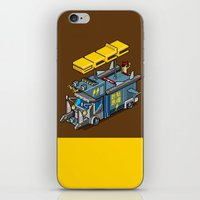 acdc iPhone & iPod Skins featuring ACDC: ROCK ON! by paragraph