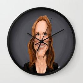 Celebrity Sunday ~ Julianne Moore Wall Clock