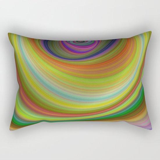 Eye of the Sky Rectangular Pillow