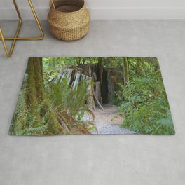 Cathedral Grove Many Lifetimes Rug