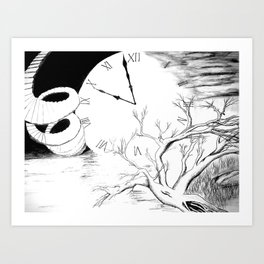 Lucid Environment Art Print