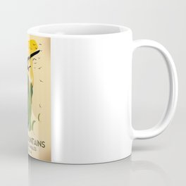 Blue Mountains New South Wales Australia Coffee Mug