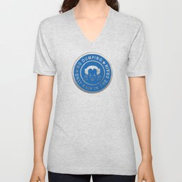 Pennywise No Dumping Only Rain in the Drain Stormwater Cap - IT (2017) Unisex V-Neck