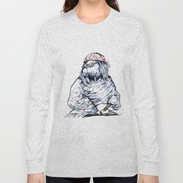 David Foster Walrus T-Shirt Long Sleeve T-shirt