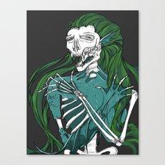 Dead Siren - Hold on Tight Canvas Print