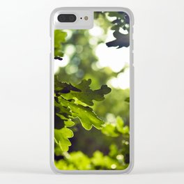 Dreamy forest - Landscape Photography #society6 Clear iPhone Case