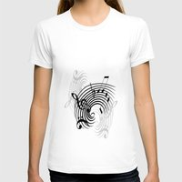 music notes T-shirts featuring Music Notes by Svetlana Sewell