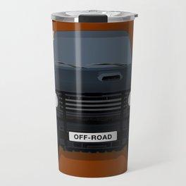Let's Off - Road! Travel Mug
