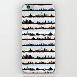 Cities iPhone Skin
