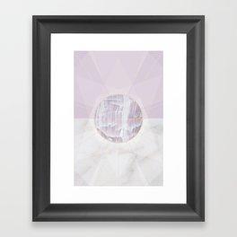 Geometric Nature ~ No 3 Framed Art Print